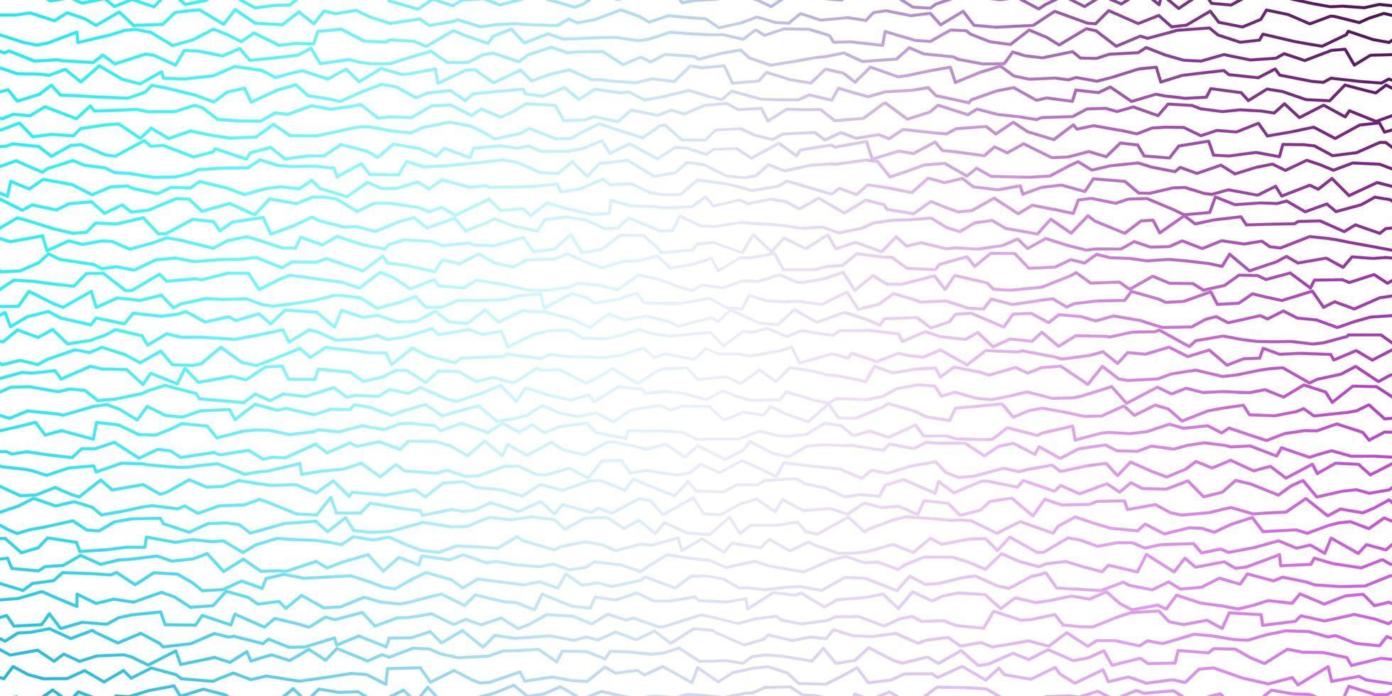 layout roxo e azul com linhas irônicas. vetor