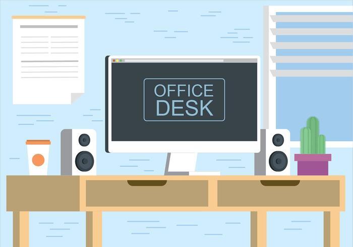 Vector livre Desktop Ilustração