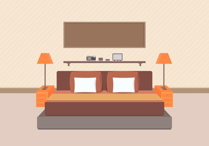 Modern Modern Furniture vetor