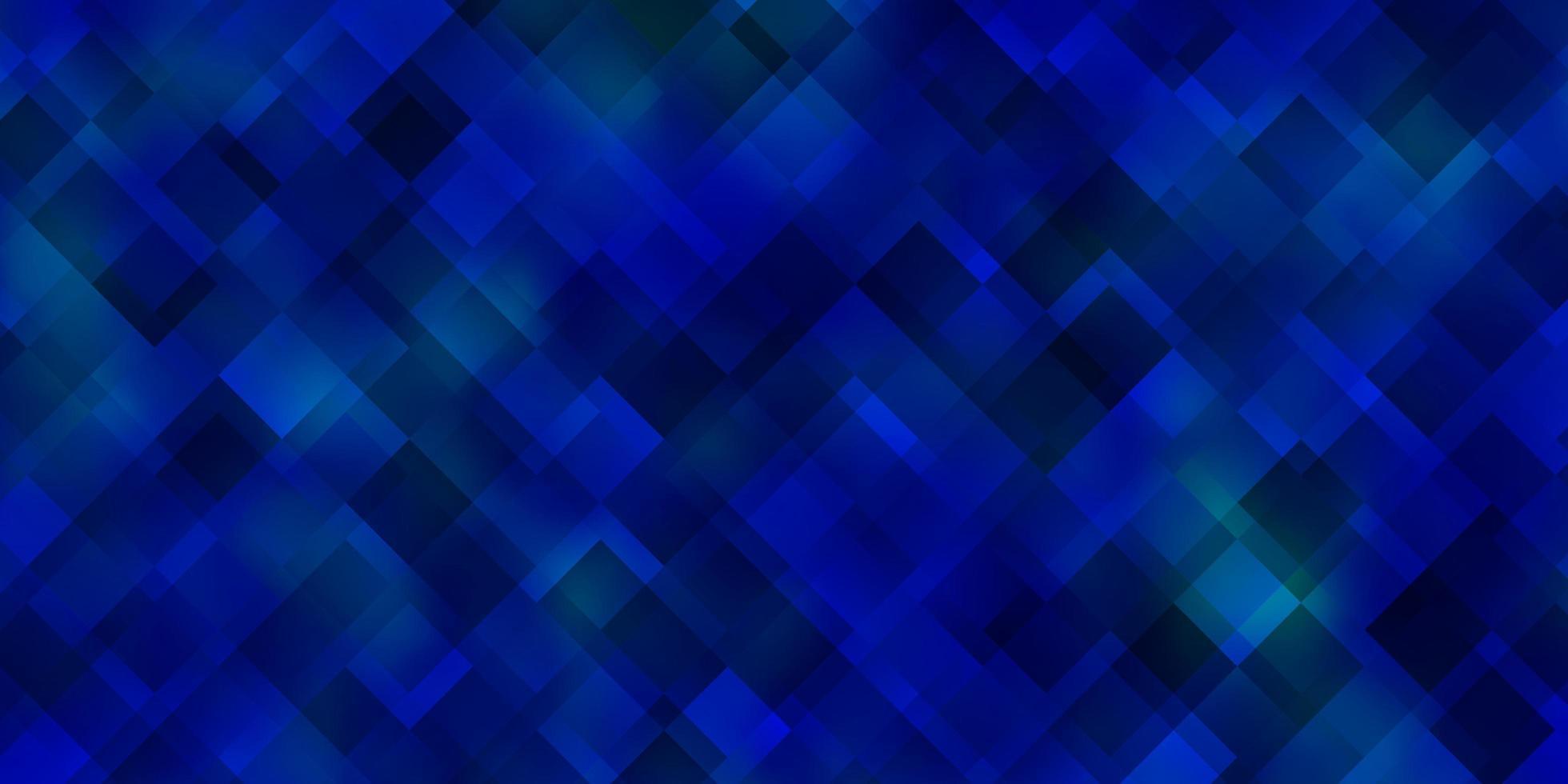 fundo azul em estilo poligonal. vetor