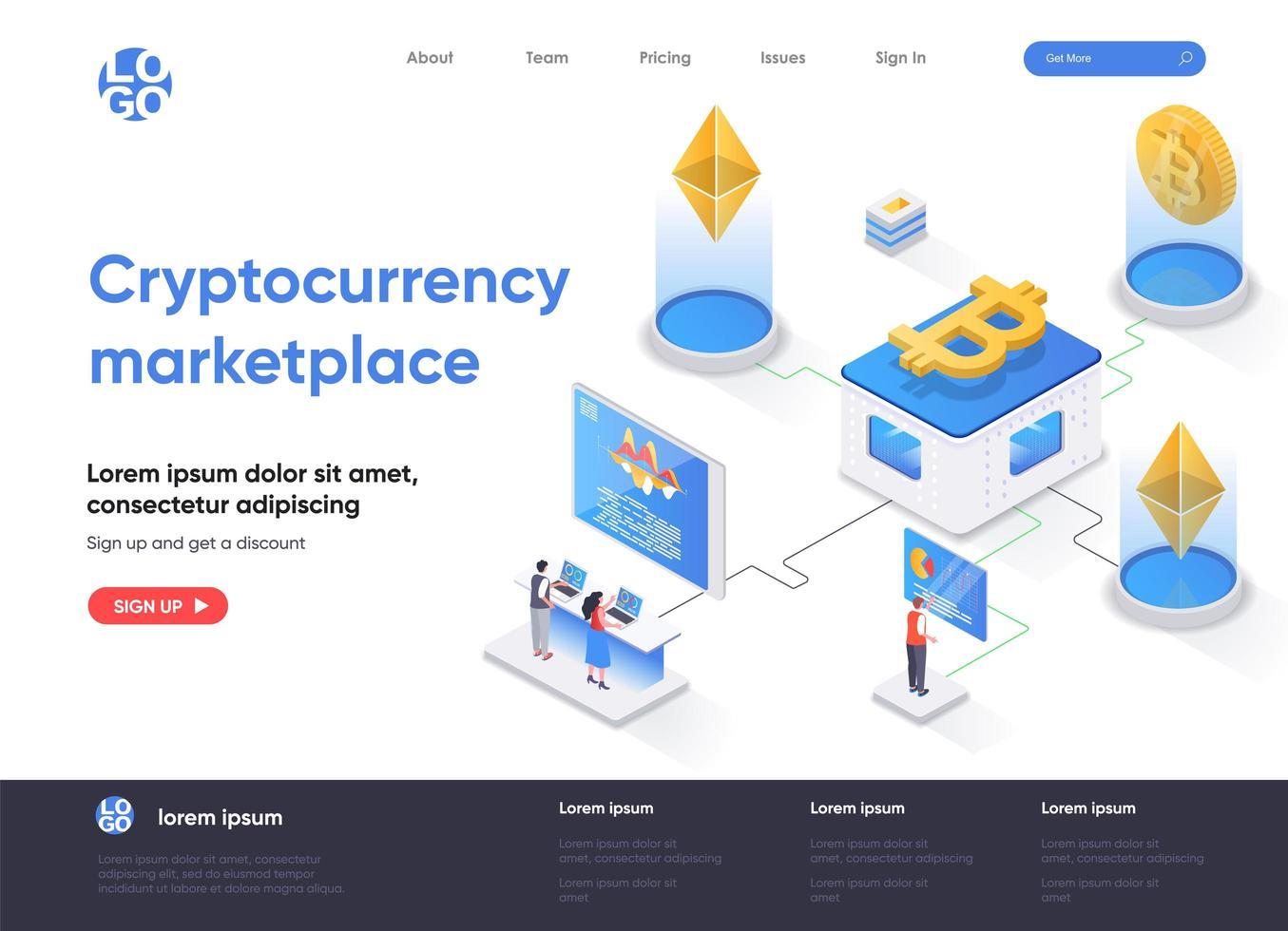 marketplace cryptocurrence)