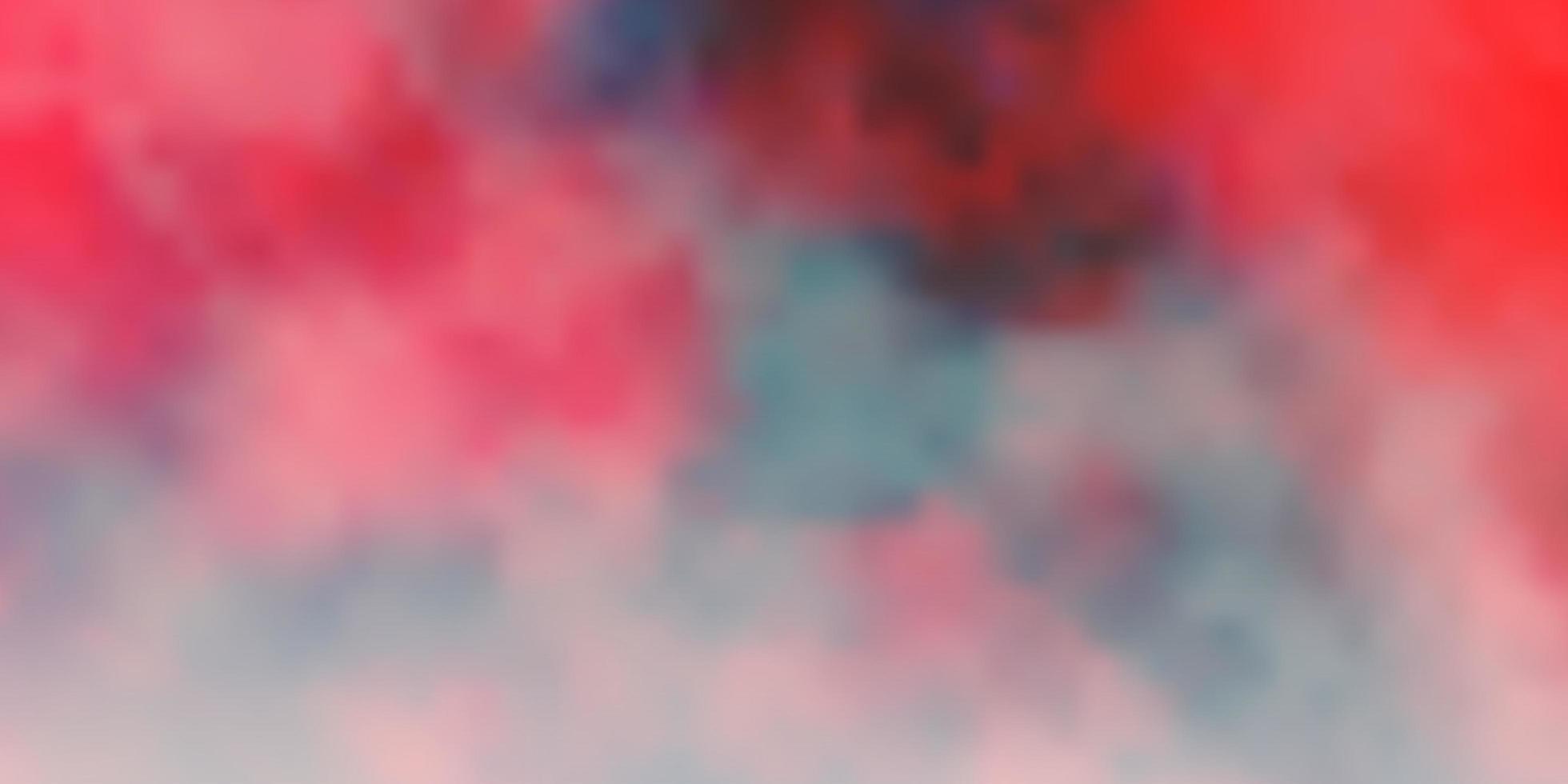 padrão vermelho escuro com nuvens. vetor