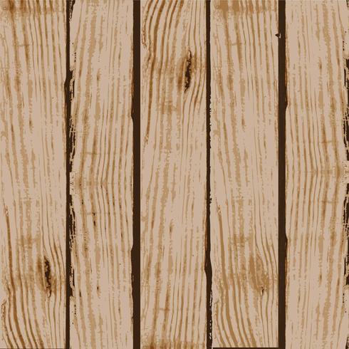 Placa com vetor de textura de grão de madeira