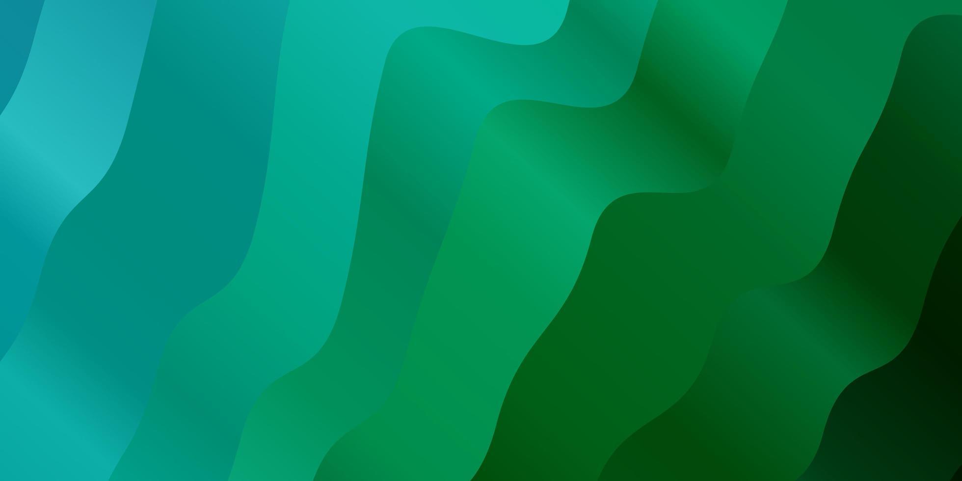 fundo verde claro com linhas irônicas. vetor