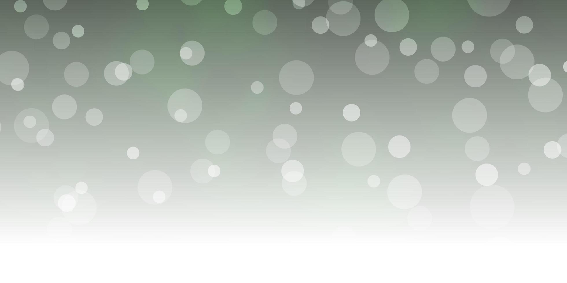 modelo verde escuro com círculos. vetor