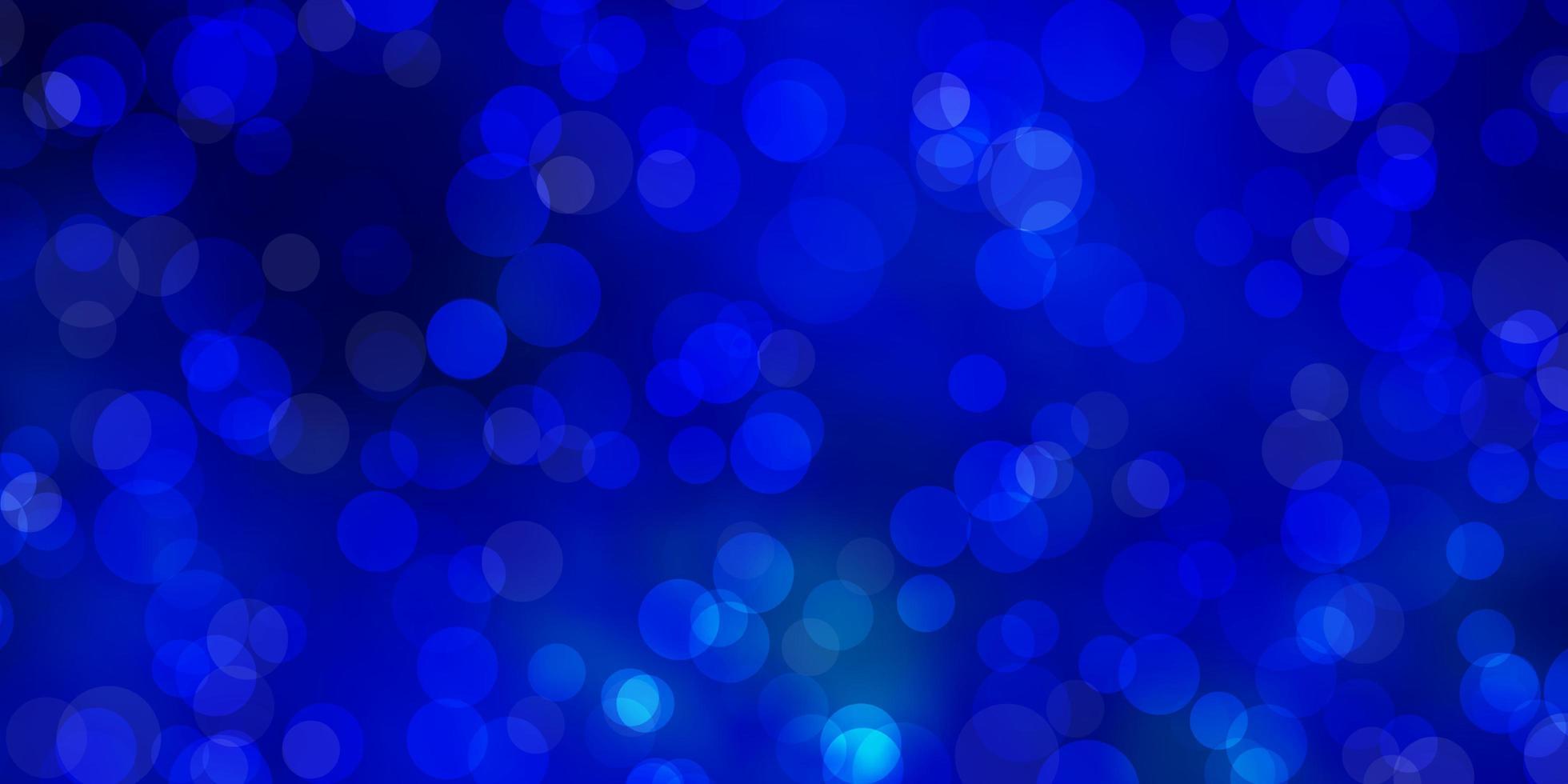 fundo azul com manchas. vetor