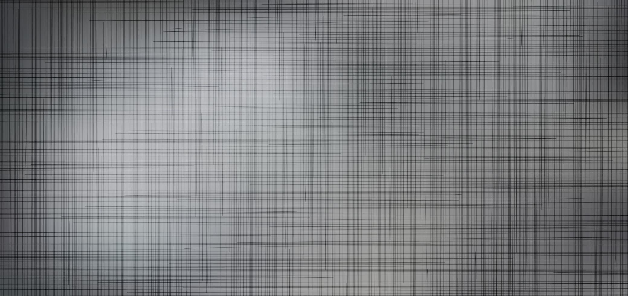 textura de arranhão preta abstrata em fundo cinza vetor