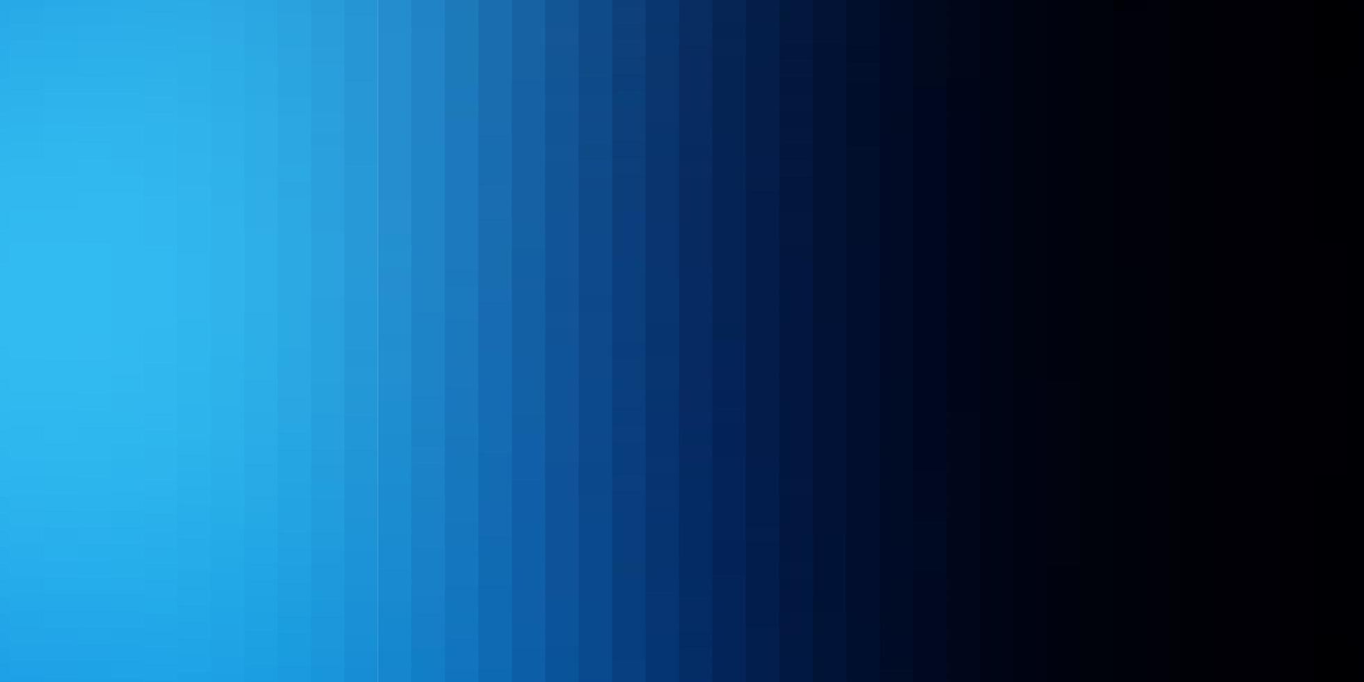 layout de vetor de azul escuro com linhas, retângulos.
