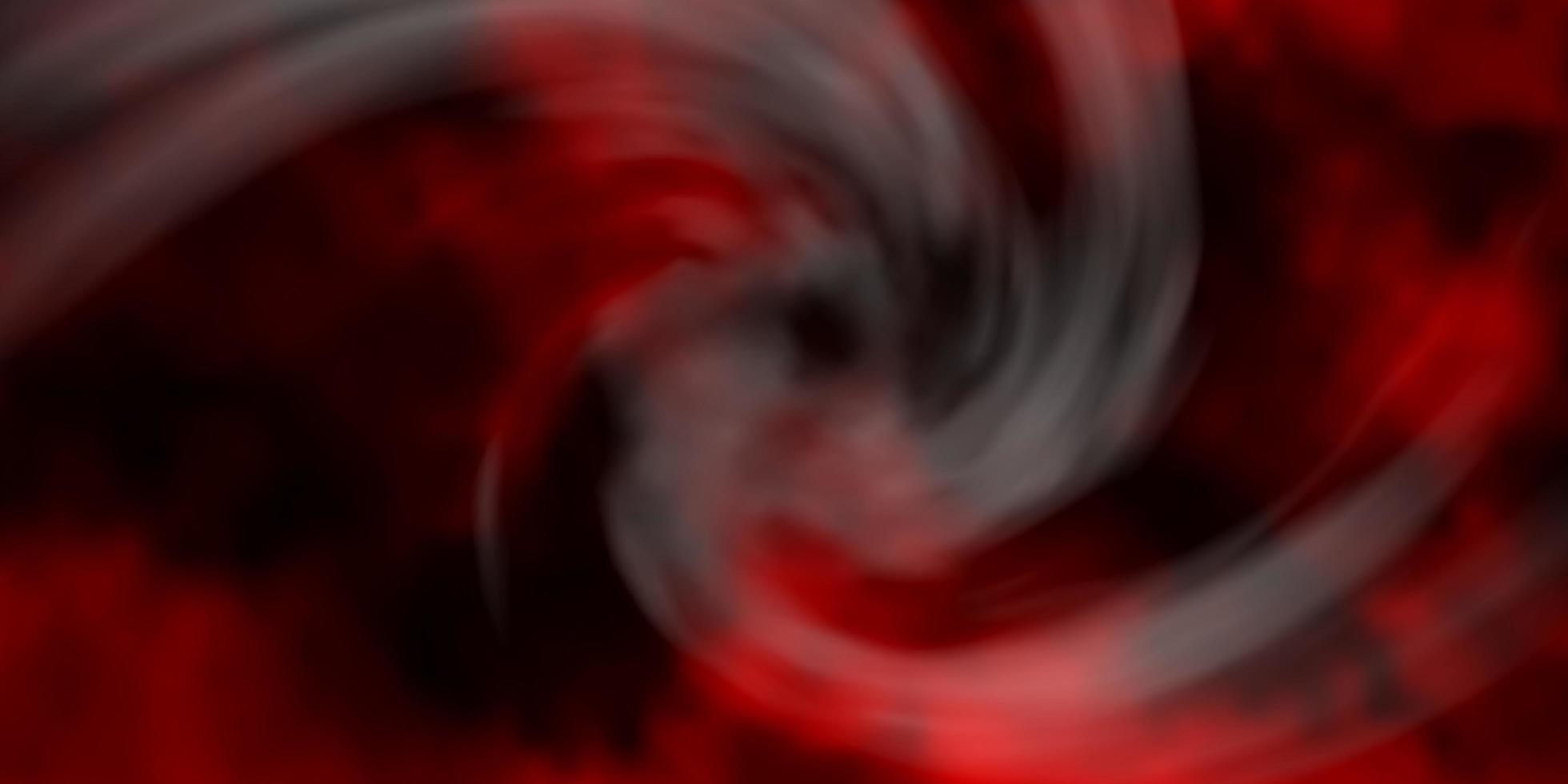 textura vector vermelho escuro com céu nublado.