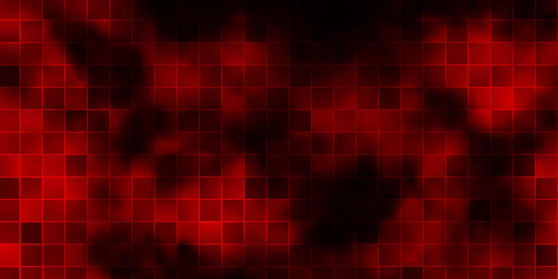 fundo vector vermelho escuro com retângulos.