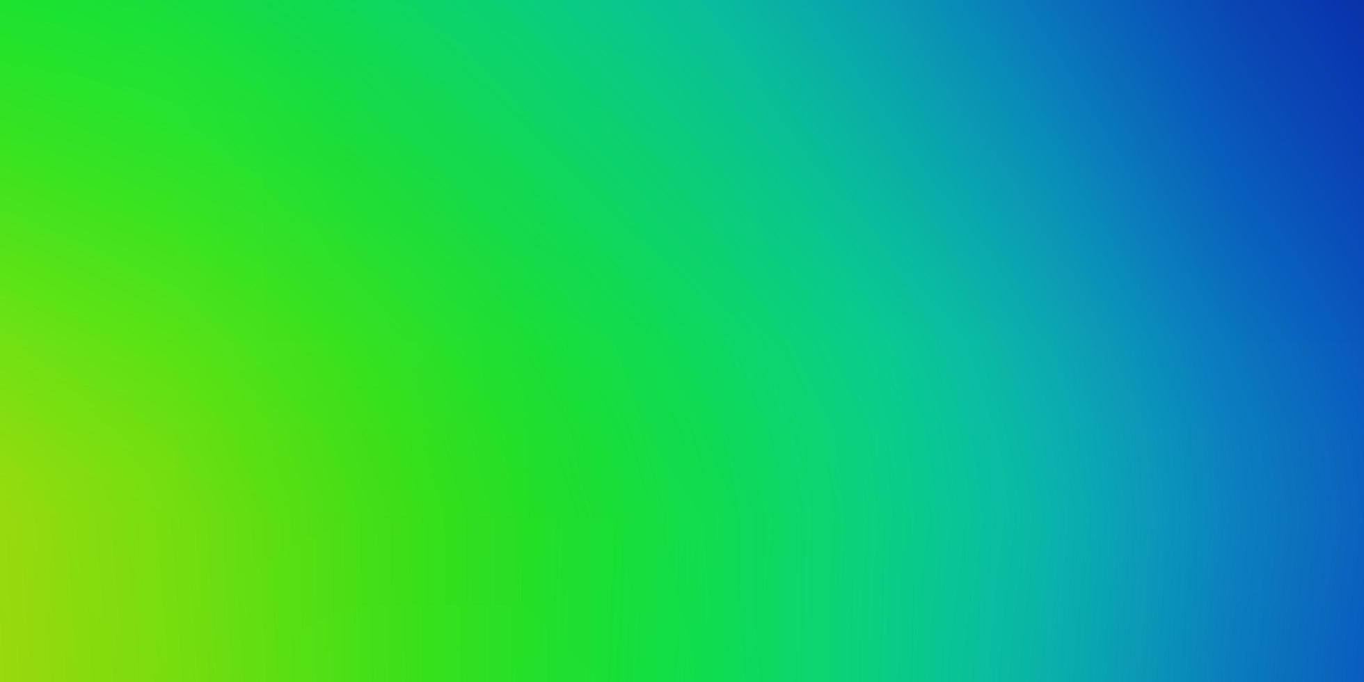 luz azul, verde vetor abstrato turva fundo.