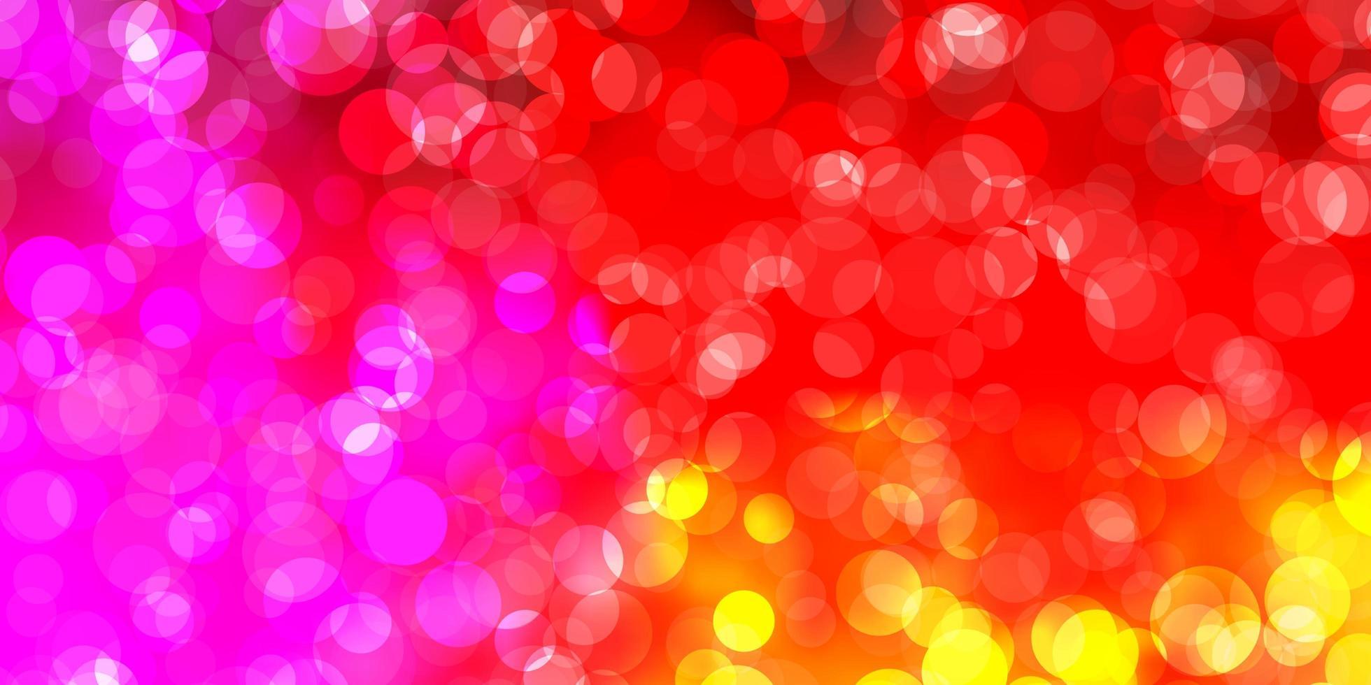 fundo vector rosa claro, amarelo com manchas.