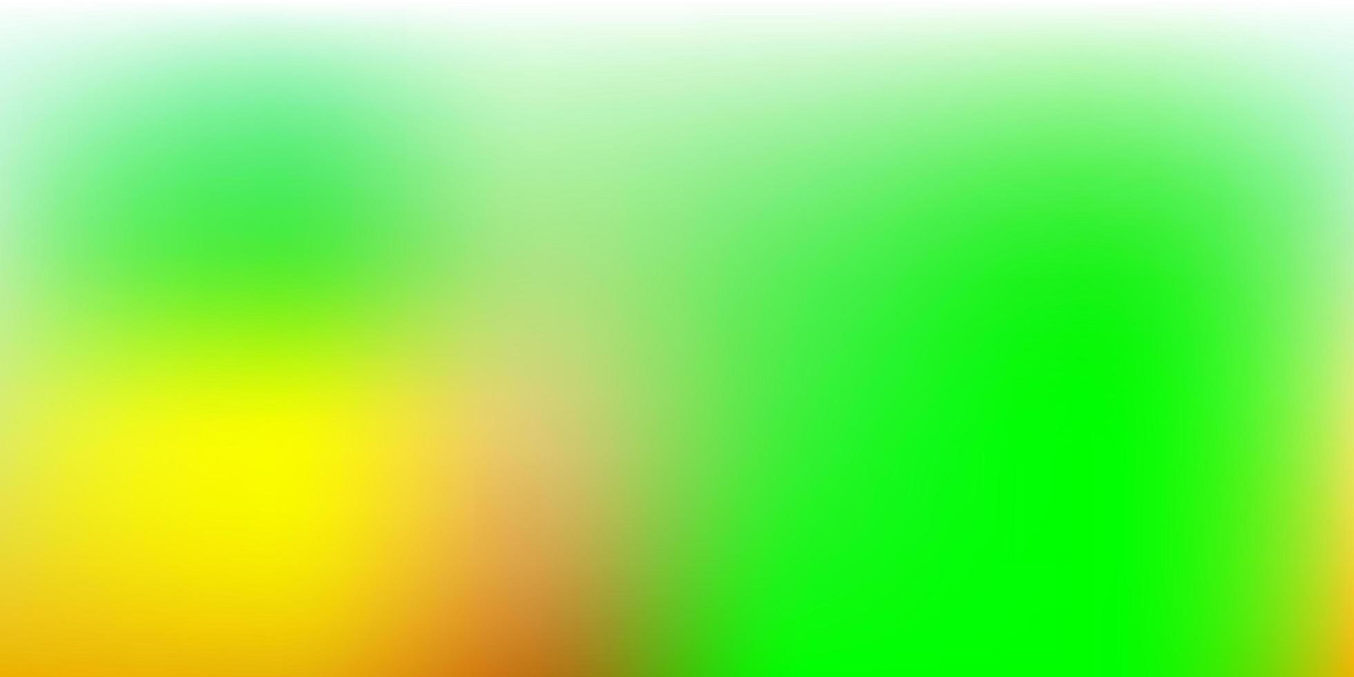desenho de borrão abstrato de vetor multicolor escuro.