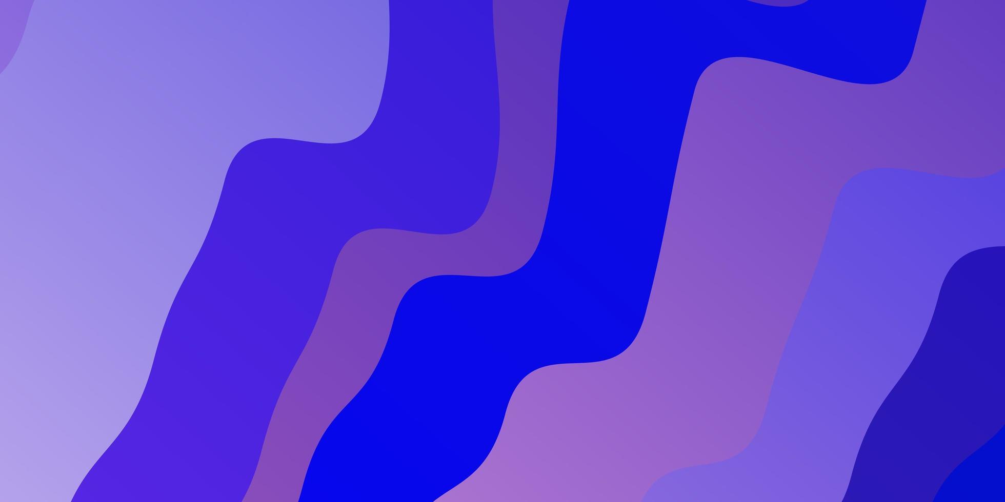fundo vector rosa claro azul com linhas dobradas.