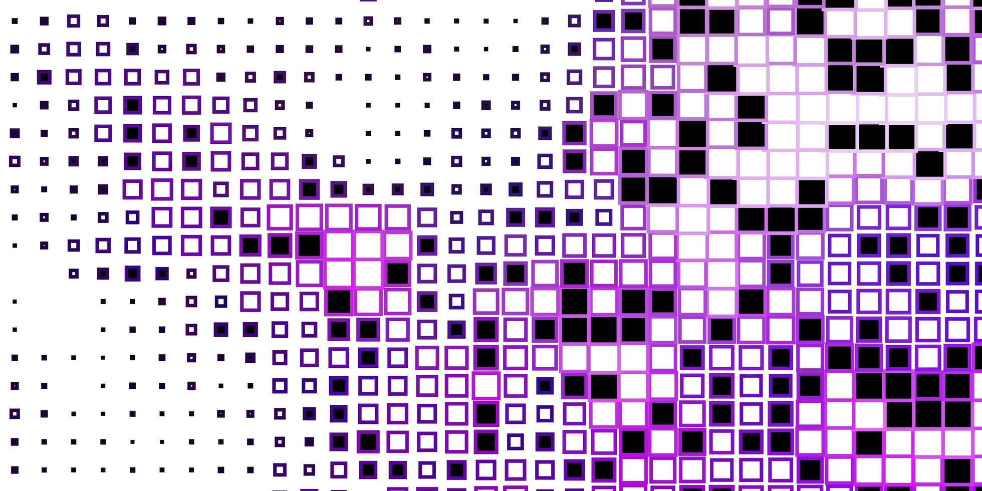 fundo vector roxo claro em estilo poligonal.