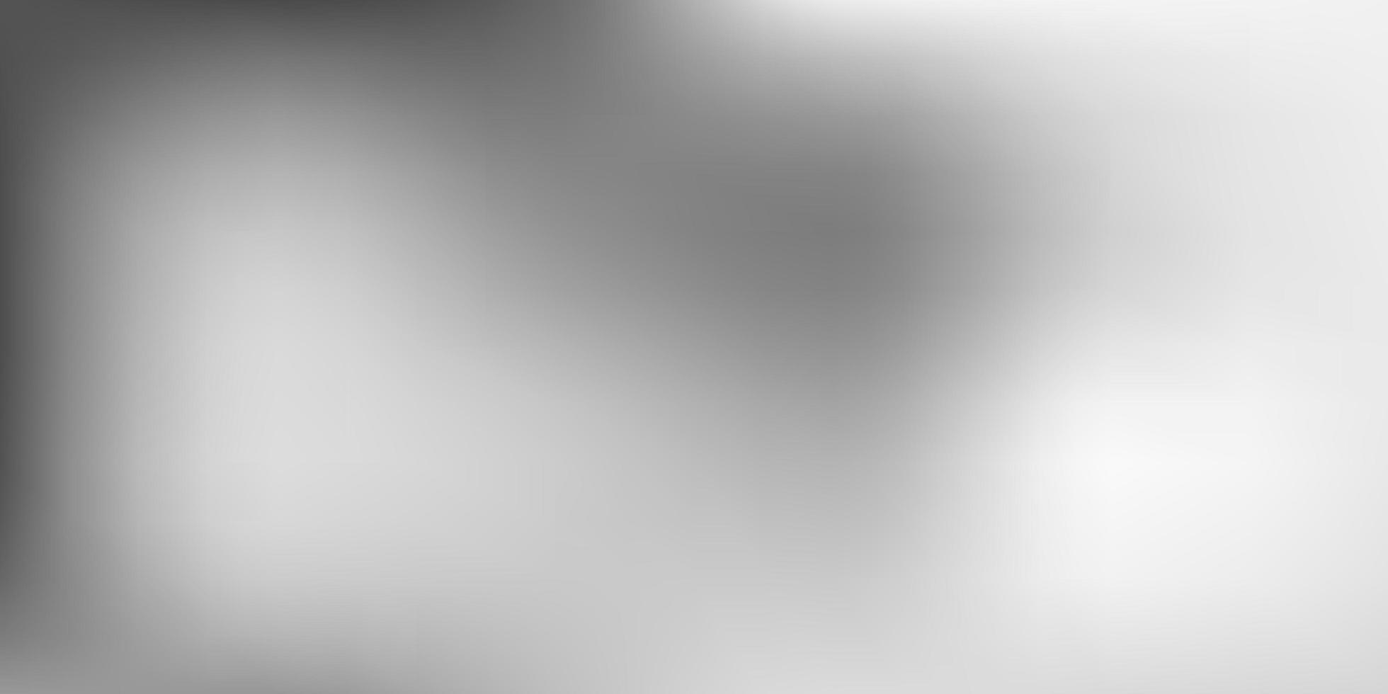 abstrato cinza claro desfocar o pano de fundo. vetor