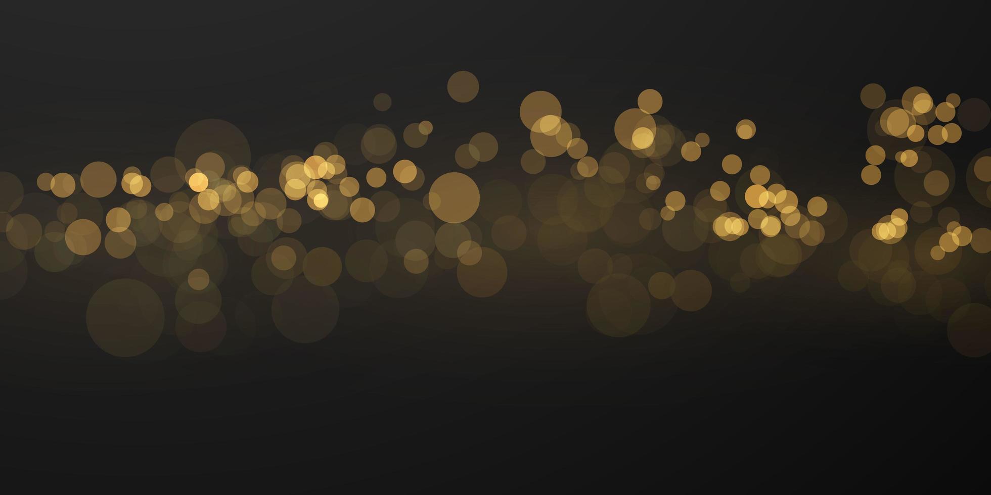 abstrato desfocar o elemento de luz que pode ser usado para o fundo decorativo do bokeh. vetor