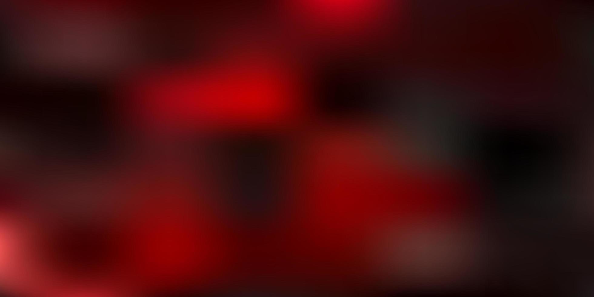 layout turva vector vermelho escuro.