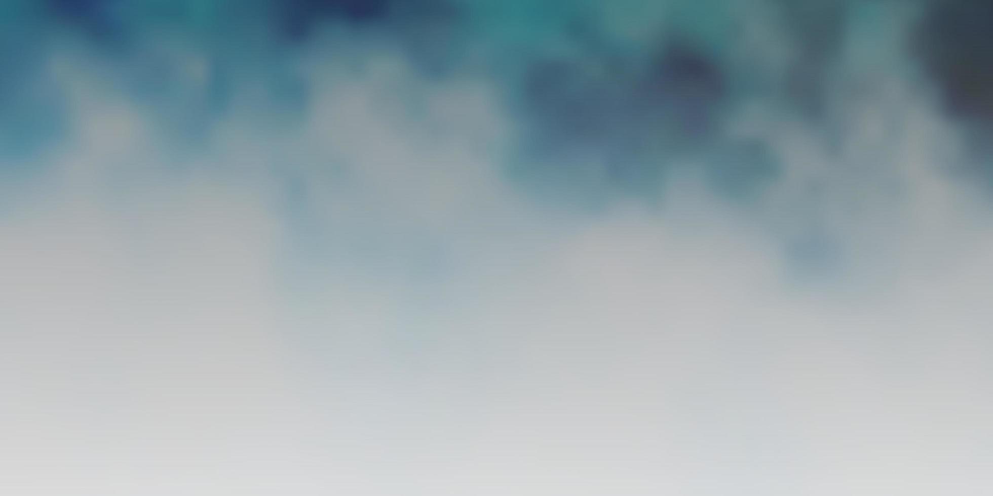 modelo de vetor azul escuro com céu, nuvens.
