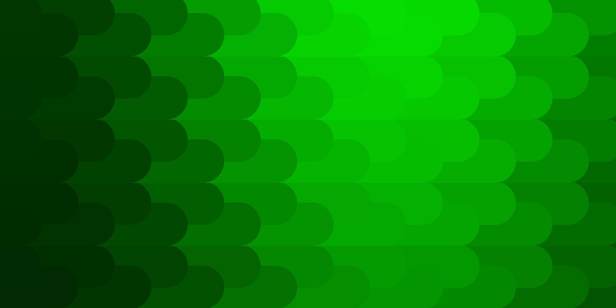 layout de vetor verde claro com linhas.