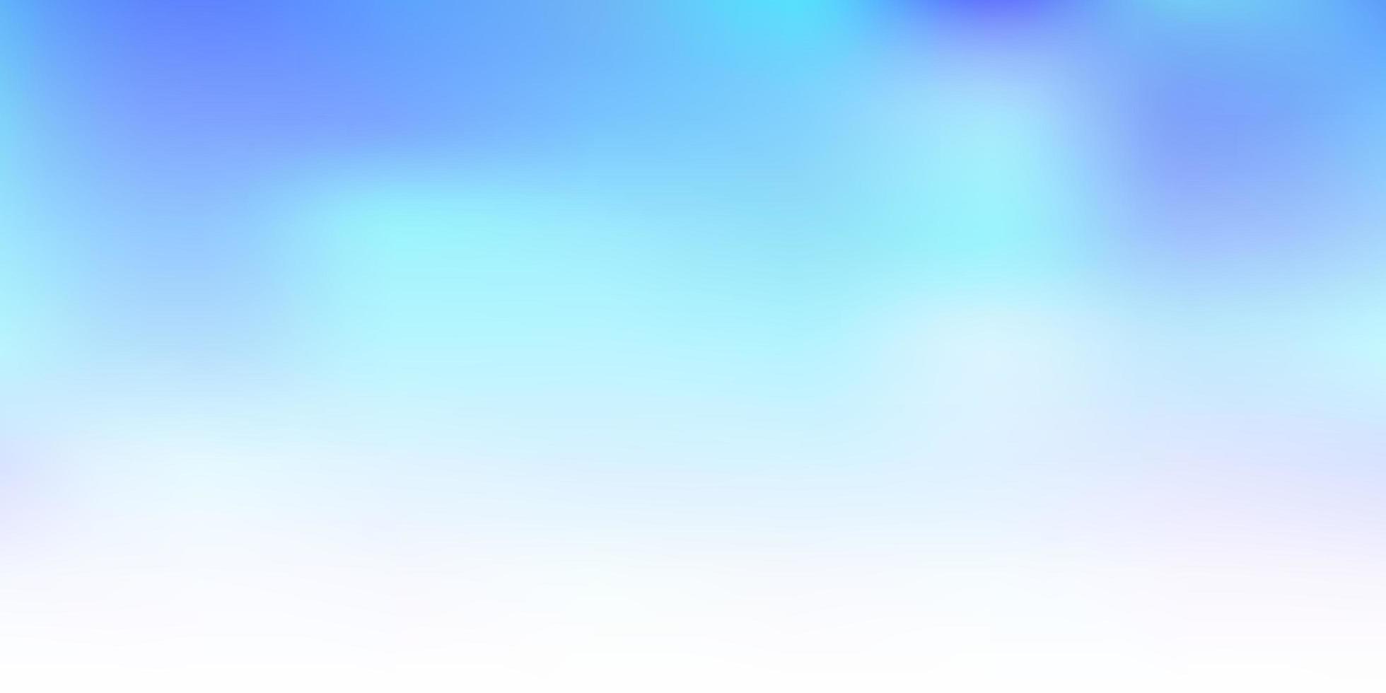 fundo do borrão do vetor azul claro.
