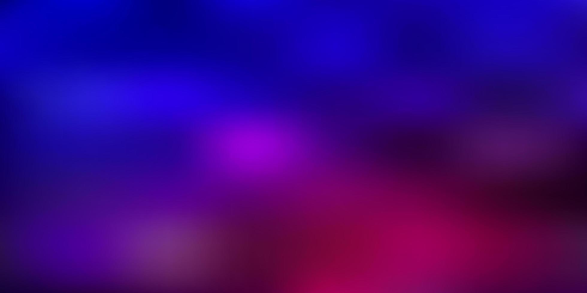 desenho de borrão de gradiente de vetor azul claro