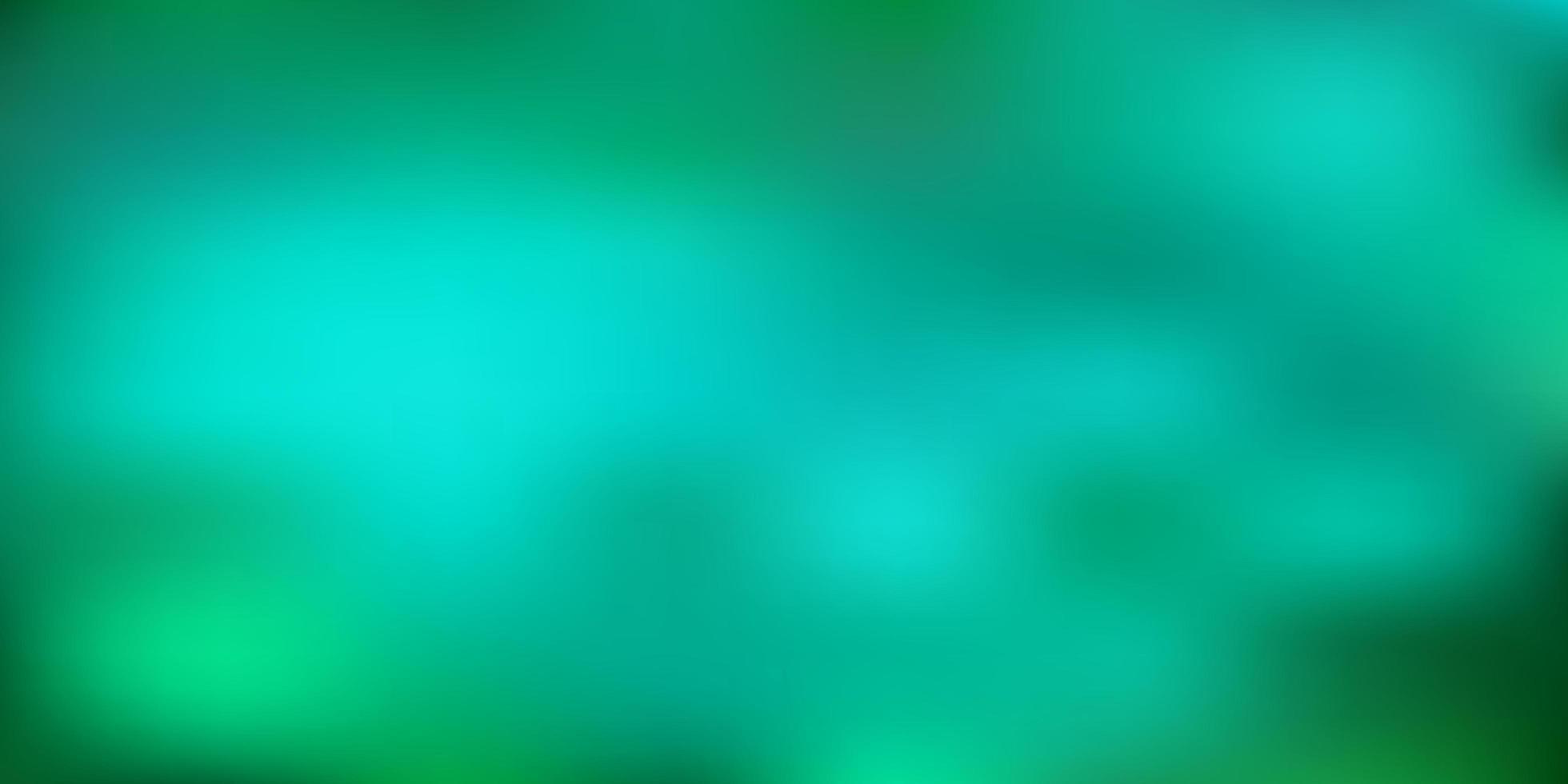 luz verde vetor abstrato desfocar desenho.