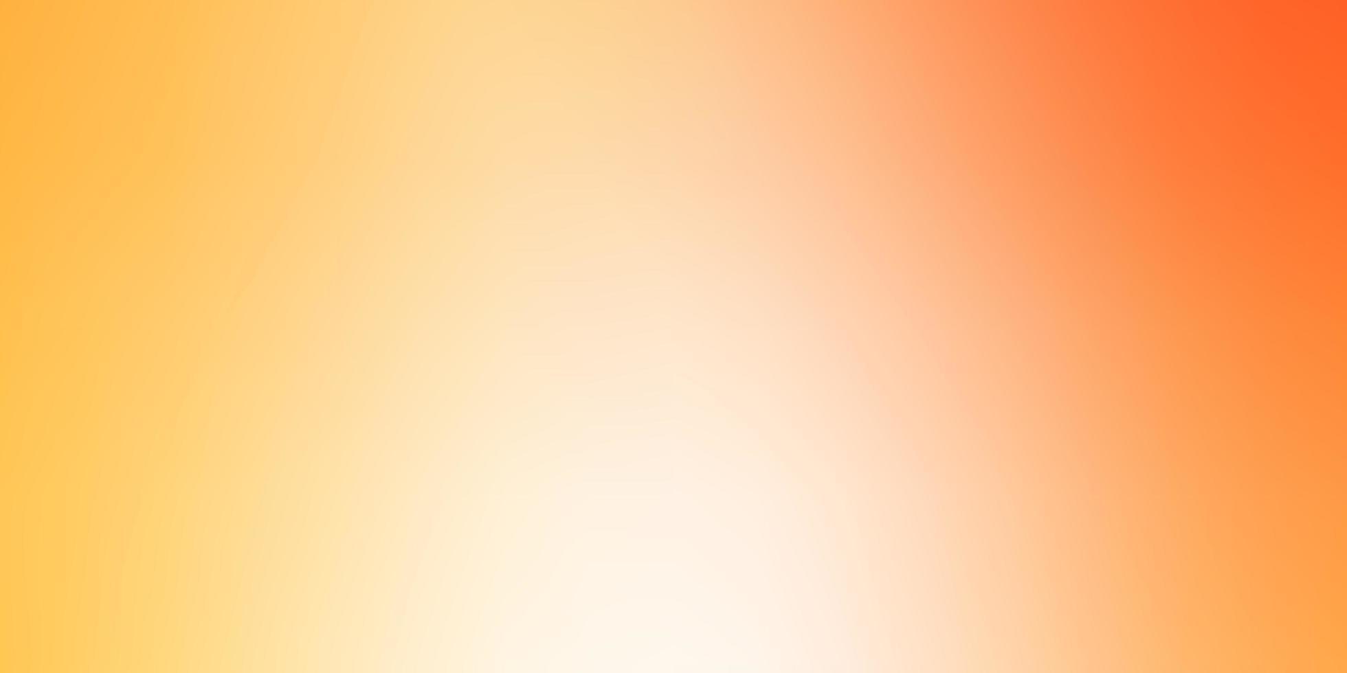 fundo abstrato do vetor laranja claro.