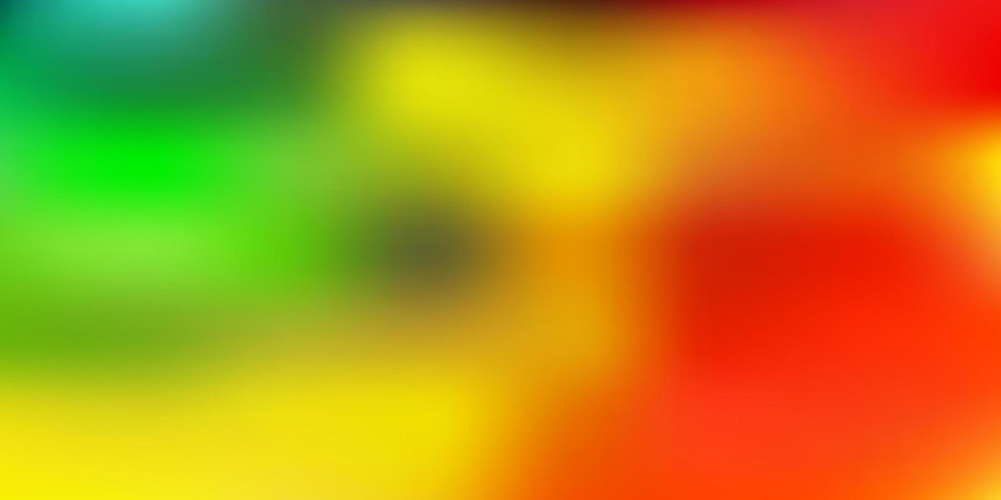 abstrato multicolor escuro do vetor desfocar o fundo.