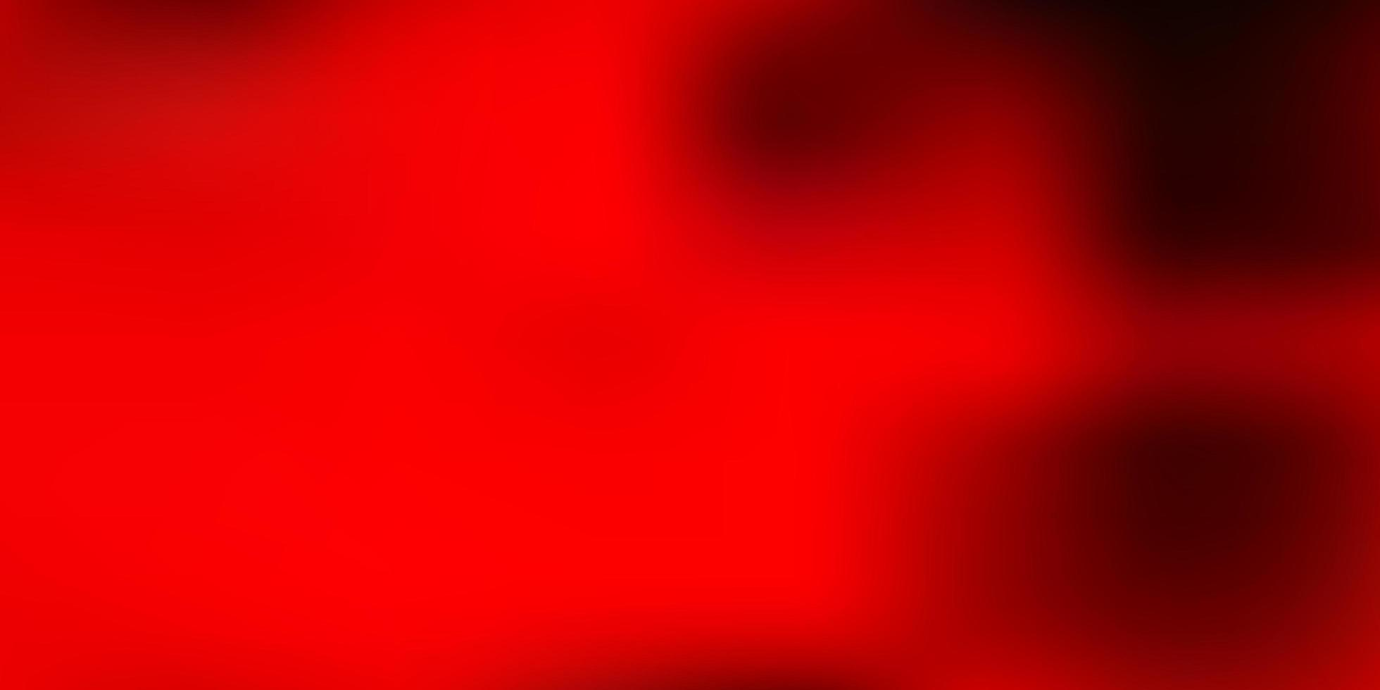 desenho de borrão de gradiente de vetor vermelho escuro.