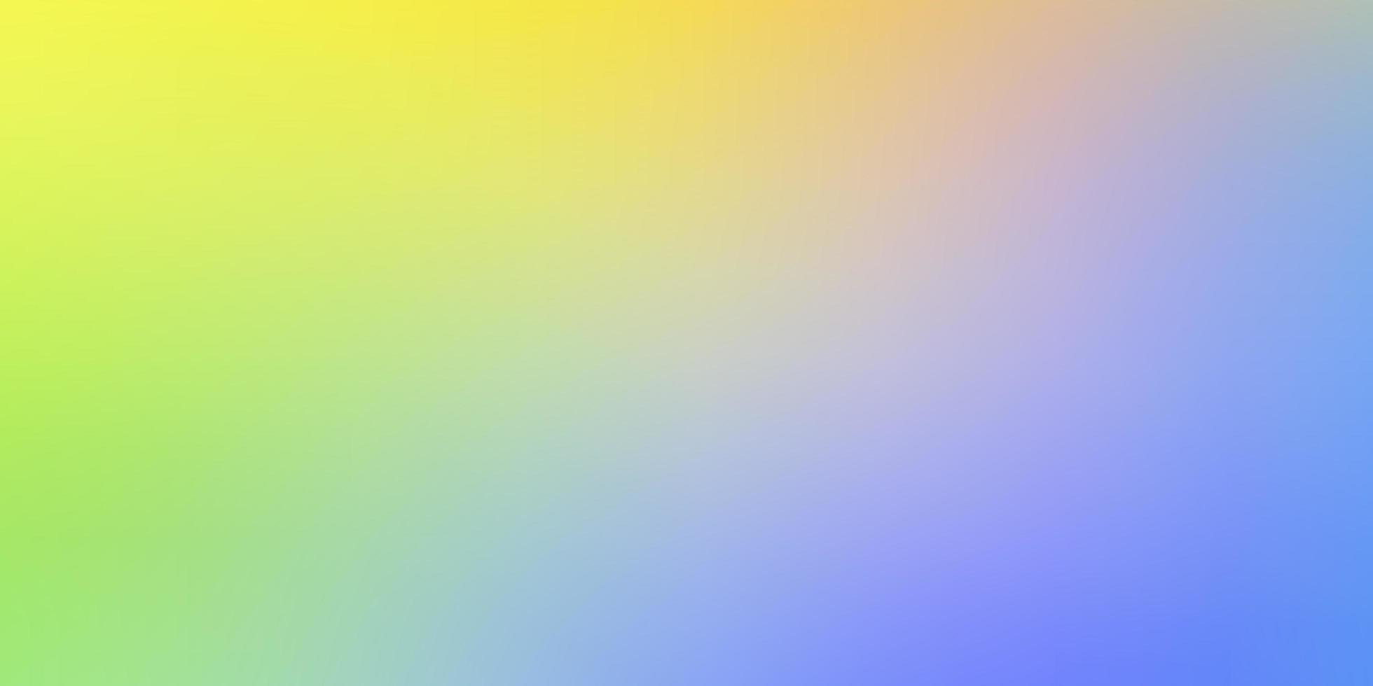 fundo abstrato luz multicolor do vetor. vetor