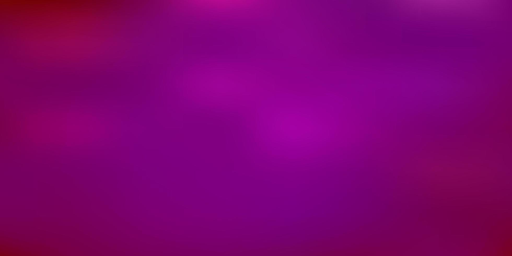 Desenho de borrão de gradiente de vetor rosa claro.
