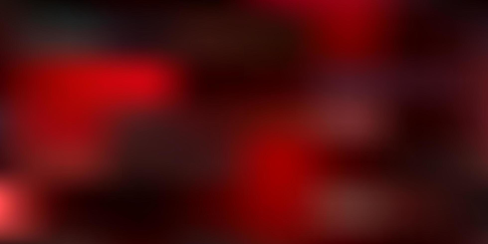modelo de desfoque de vetor vermelho escuro.