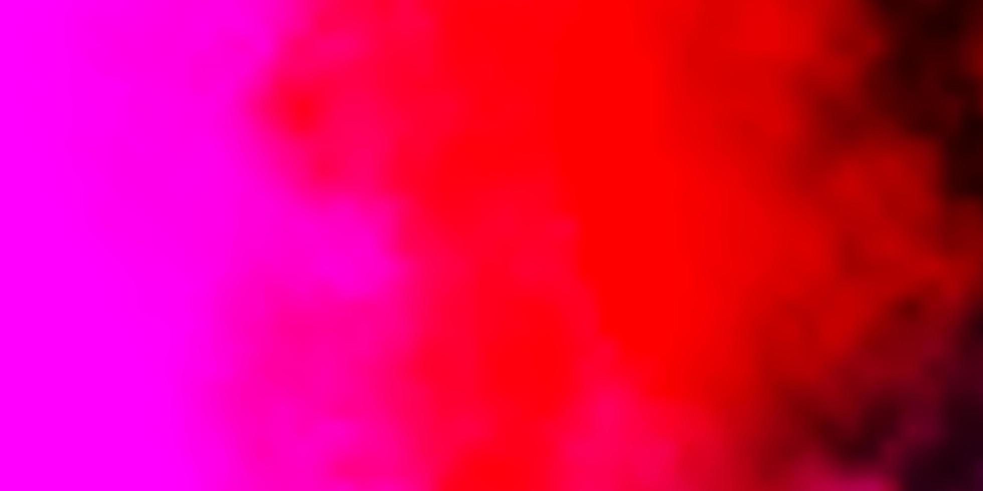 pano de fundo rosa claro, amarelo vetor com cúmulos.