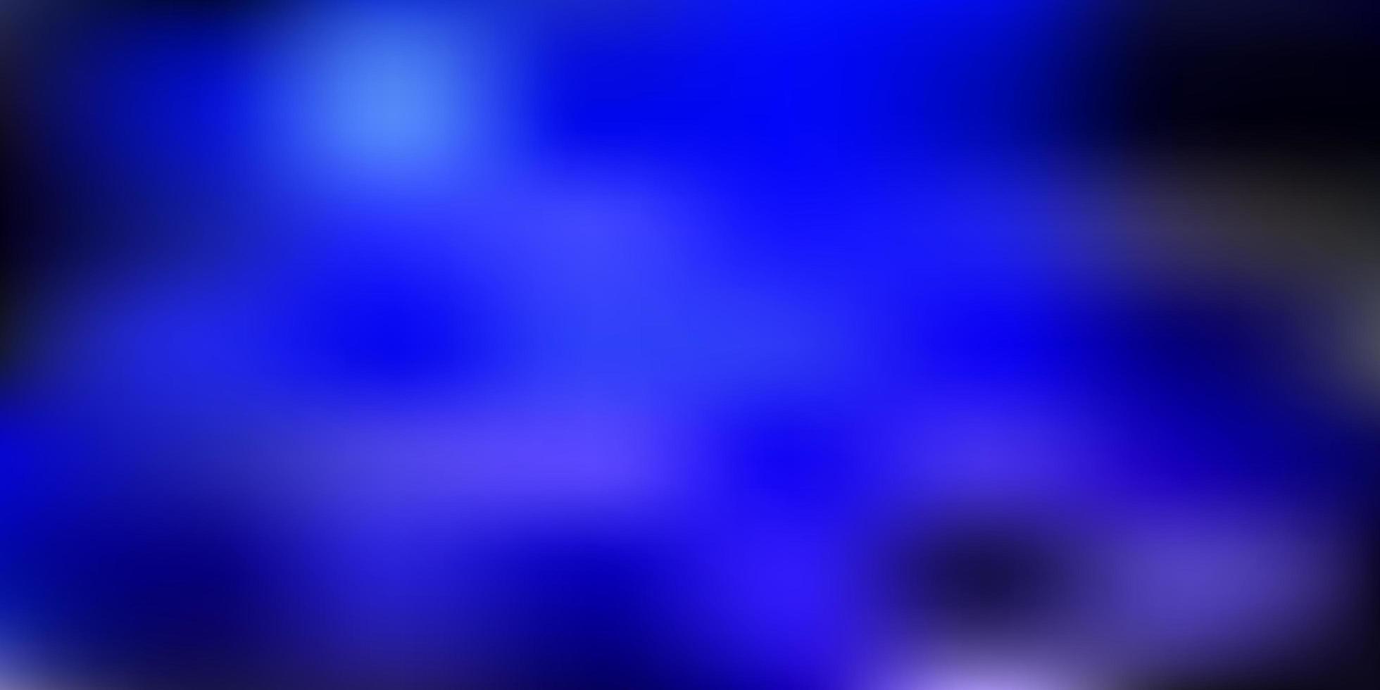 vetor azul escuro turva padrão.