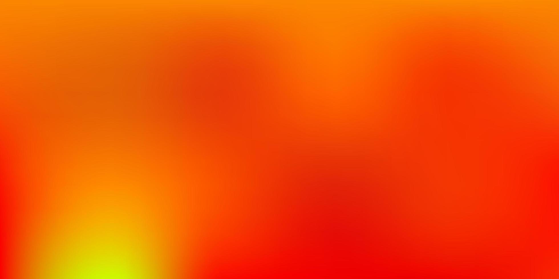 layout borrado de vetor laranja escuro.