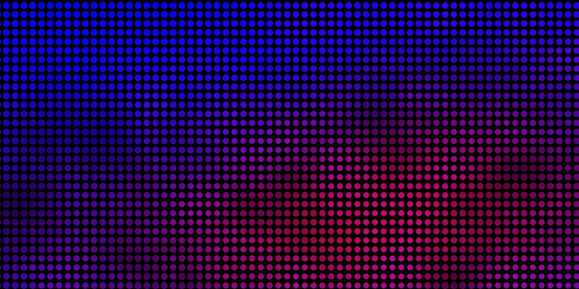fundo vector azul e vermelho claro com bolhas.