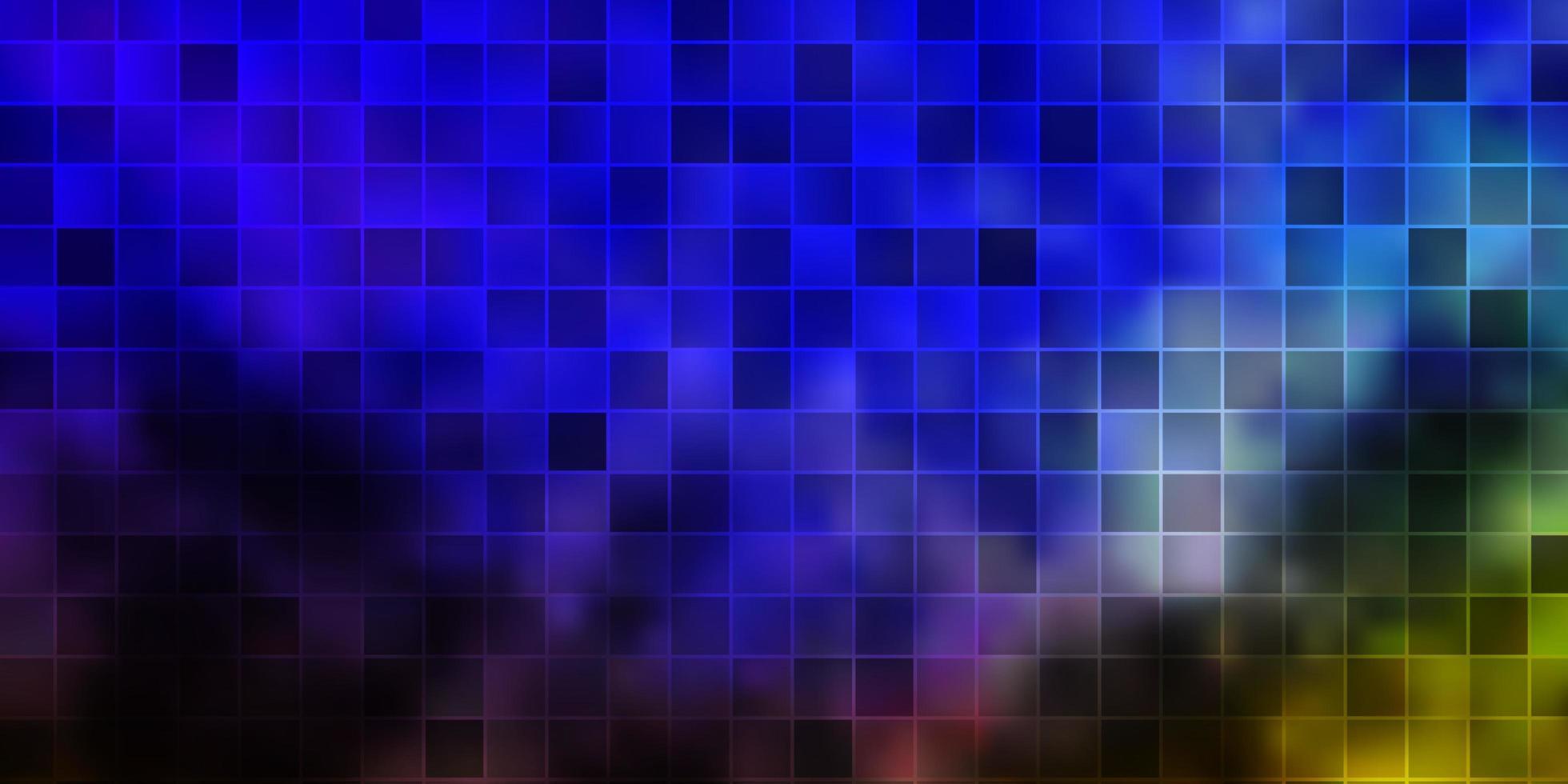 fundo vector azul claro e verde com retângulos