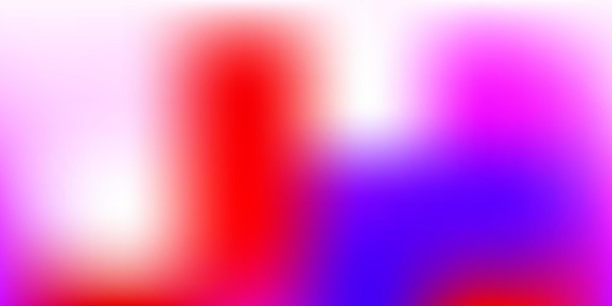 modelo de desfoque de vetor azul escuro e vermelho.
