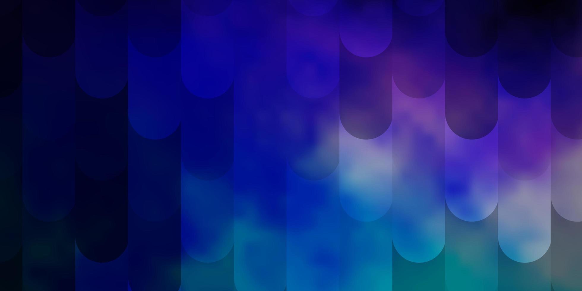 modelo de vetor rosa escuro, azul com linhas.