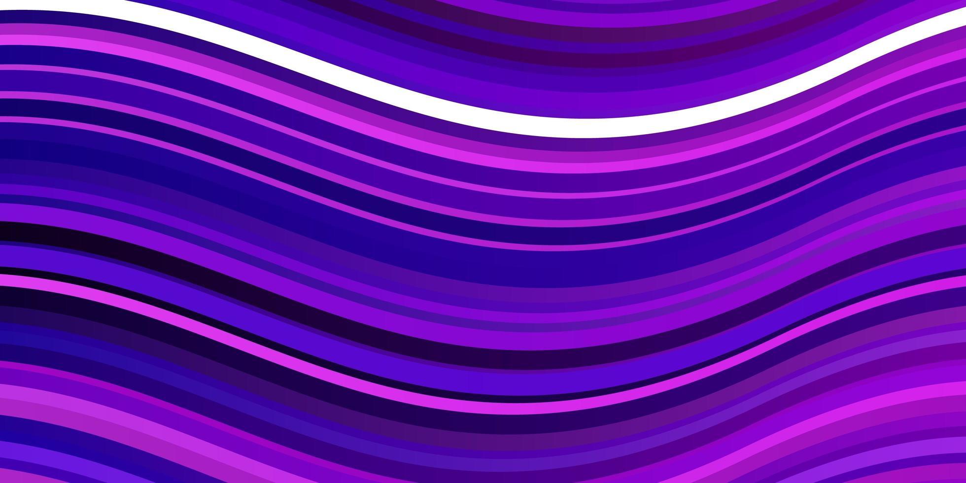 fundo vector rosa claro roxo com curvas.