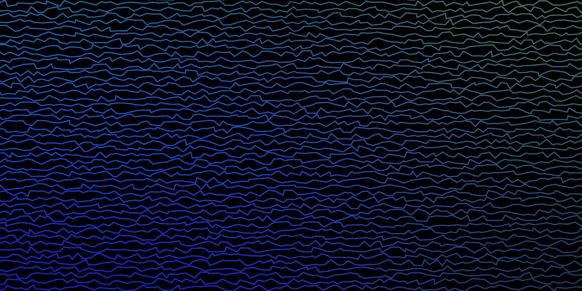 fundo vector azul e verde escuro com linhas dobradas.