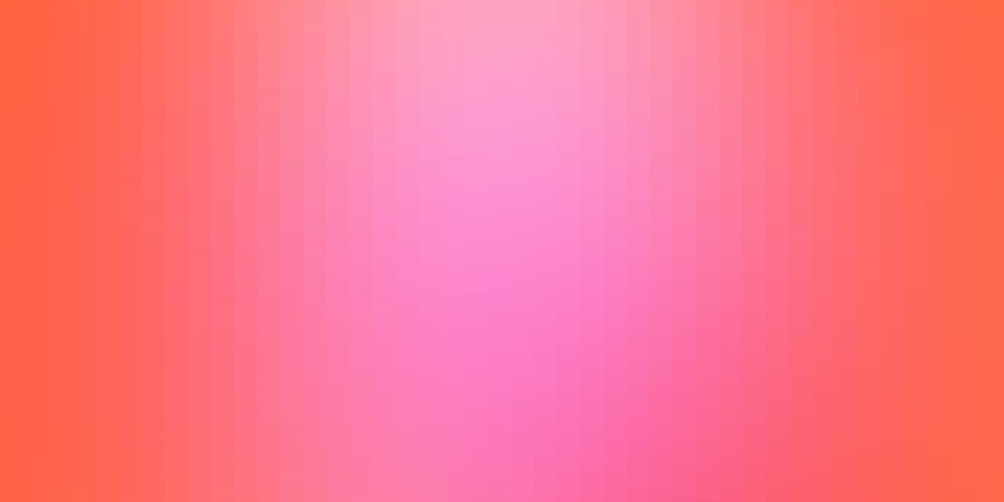 modelo de vetor rosa claro com retângulos.