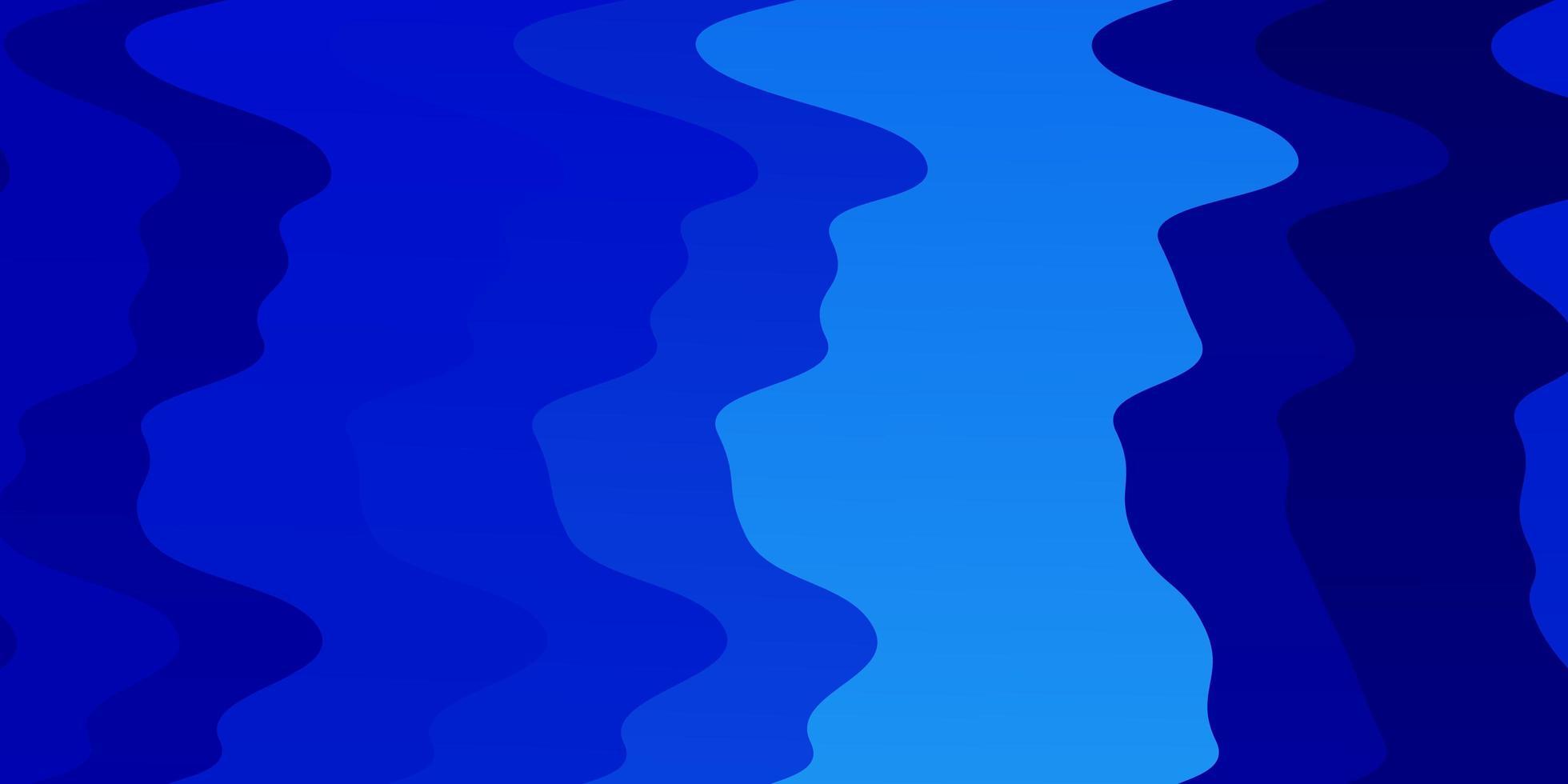 fundo azul claro do vetor com arcos.