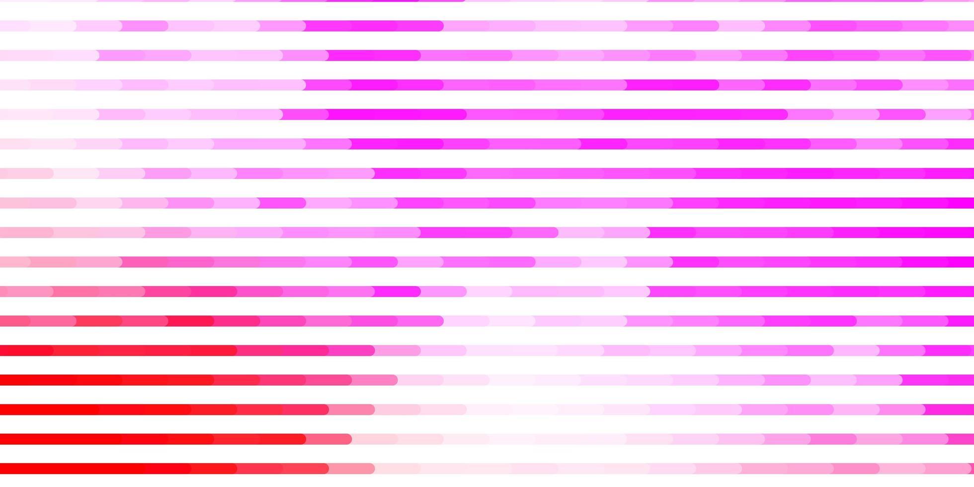 layout de vetor rosa claro, amarelo com linhas.