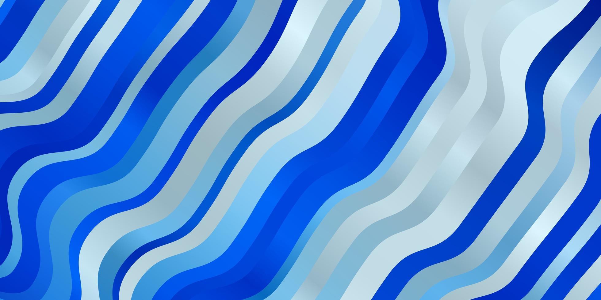 fundo vector azul claro com linhas dobradas