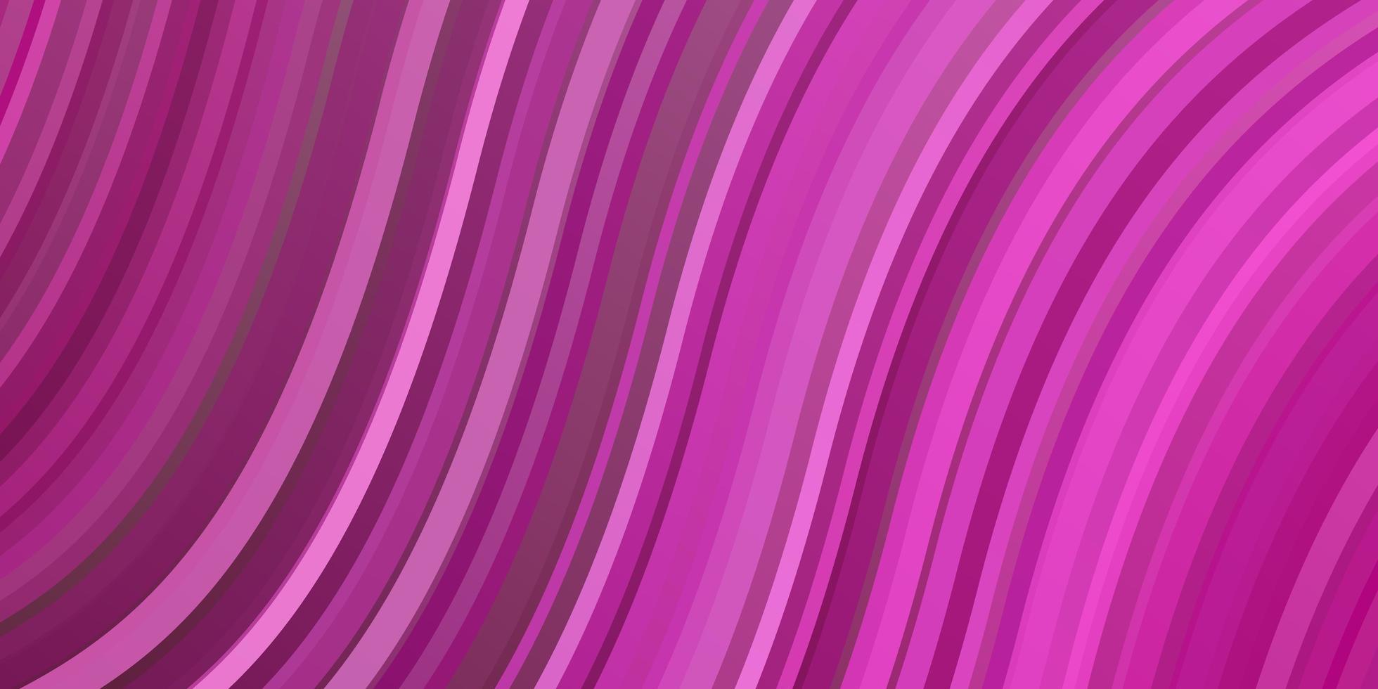 fundo vector rosa claro com arcos.
