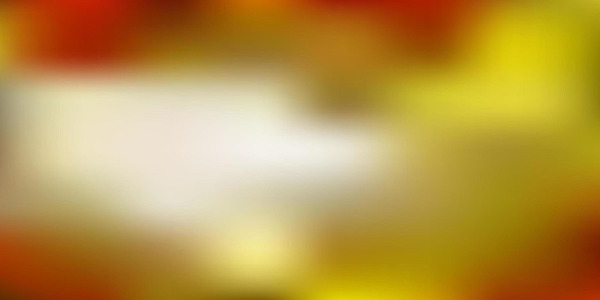 luz laranja vector turva padrão.