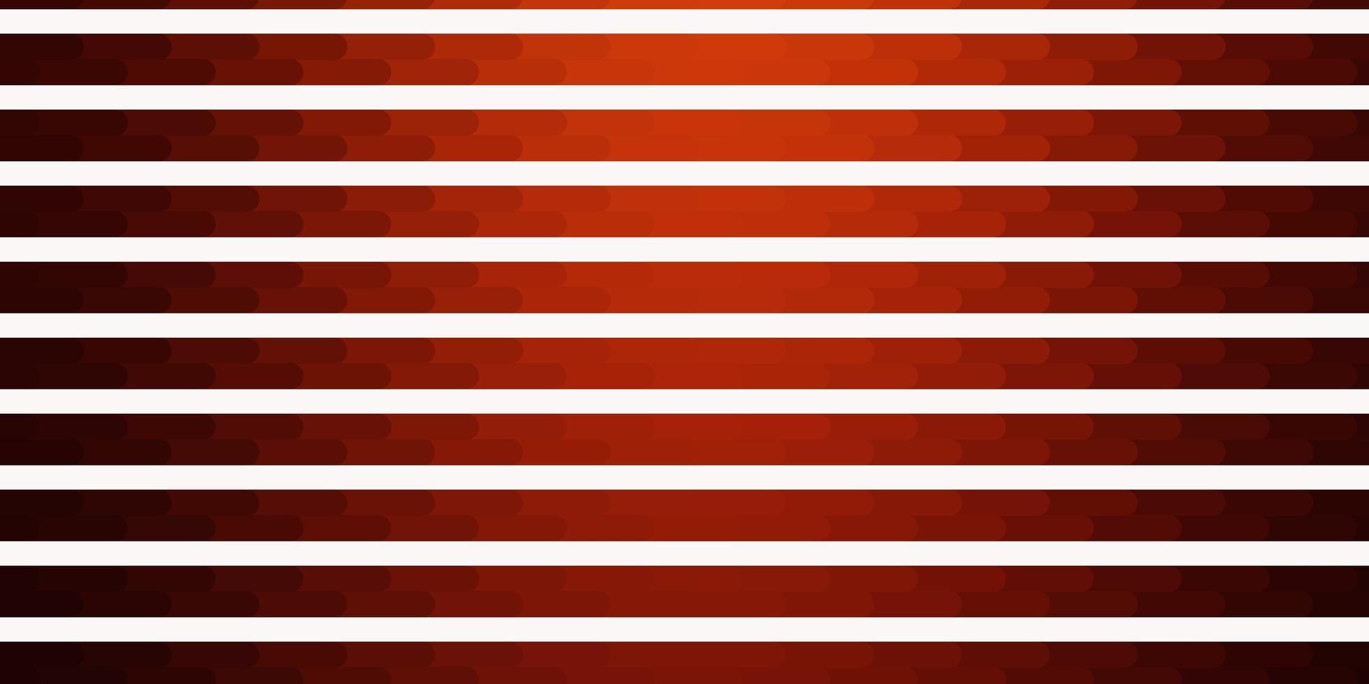 padrão de vetor vermelho claro com linhas.