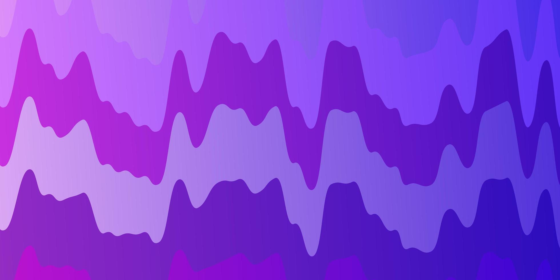 modelo de vetor rosa claro, azul com linhas irônicas.